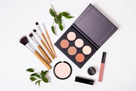 Clean makeup products